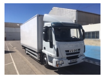 Camión caja cerrada Iveco EUROCARGO ML90E22 P/E