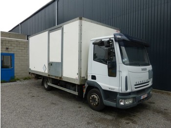 Camión caja cerrada Iveco EUROCARGO ML 80E17