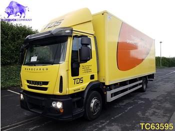 Iveco EuroCargo 120 E22 Euro 5 - camión caja cerrada