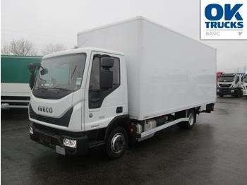 Camión caja cerrada Iveco EuroCargo ML75E21/P Koffer/LBW Automatik
