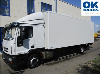 Camión caja cerrada Iveco Eurocargo ML120E25/P