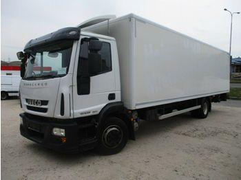 Camión caja cerrada Iveco ML 120E25