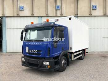 Camión caja cerrada Iveco ML 120E25/P
