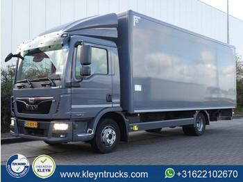 MAN 8.150 TGL e6 airco 8.8 ton lif - camión caja cerrada