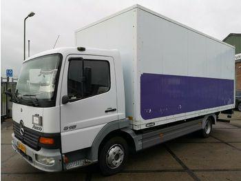 Camión caja cerrada Mercedes-Benz ATEGO 815 | Manuel | LBW | 255 078km