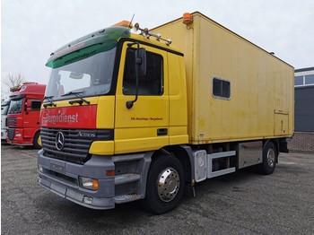 Mercedes-Benz Actros 1840 4x2 Workshop - 25kva Aggregaat - 159.000km! - TOP! - camión caja cerrada