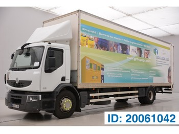 Renault Premium 310 DXi - camión caja cerrada