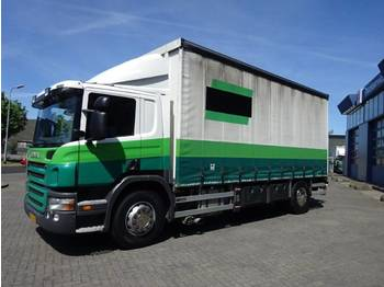 Scania P280DB4X2MNA - camión caja cerrada