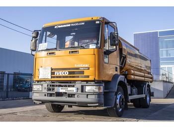 Camion cisternă Iveco EUROCARGO 150E24+MAGYAR 11000L (4 comp.)