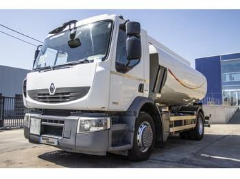 Renault PREMIUM 280 DXI+MAGYAR 13.400L (4 comp.) - camion cisternă