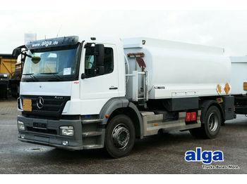 Camion citerne Mercedes-Benz 1829 L Axor, L+F, 14.500 Liter, Pumpe, ADR: photos 1
