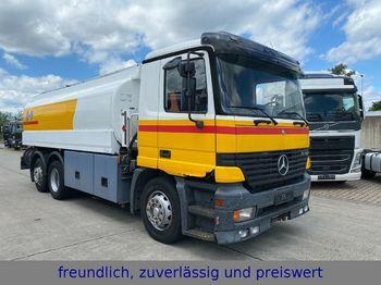 Mercedes-Benz ACTROS 2635 * OBEN UND UNTENBEL.* LENK/LIFTACHSE  - camion citerne