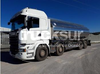Camion citerne Scania R520 8X2*6