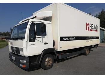 Camion fourgon MAN 8.180