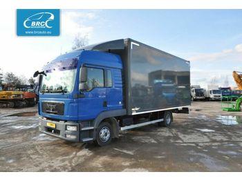 MAN 8.220 TGL top zuschtand - camion fourgon