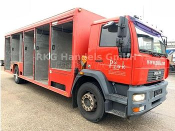 MAN LE 18.250 - camion fourgon