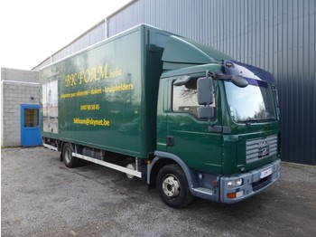 MAN TGL 12 240 375000 - camion fourgon