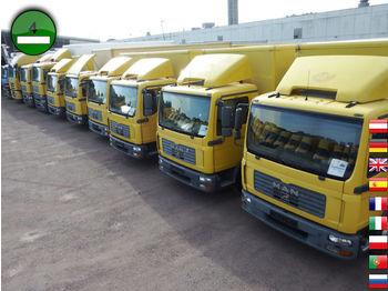 MAN TGL 12.240 4x2 BL LBW AHK - camion fourgon