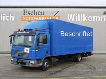 Camion fourgon MAN TGL 12.240 BL, 4x2, LBW, Klima, Bl/Lu, AHK
