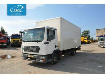 MAN TGL 8.180 - camion fourgon