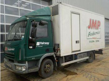 Camion frigorifique Iveco 75E18