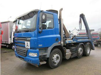 Camion multibenne DAF CF 85 410 FAG 6x2*4 Manual Hyvalift
