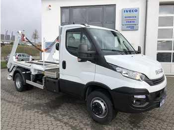 Iveco Daily 70 C 18 H/P Absetzkipper Luftfed.+Klima  - camion multibenne