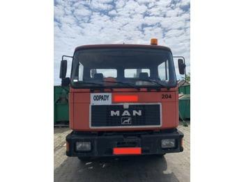 MAN 18.272 - camion multibenne