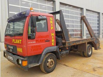 MAN LE10.220 - camion multibenne