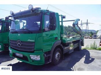 Mercedes Atego - camion multibenne