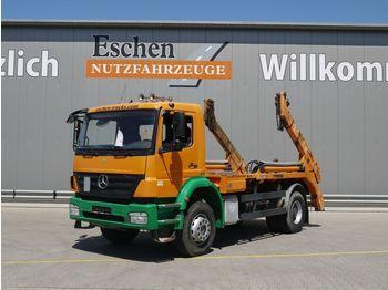 Mercedes-Benz 1833 Axor Meiller AK 12 Teleabsetzer, EUR5  - camion multibenne
