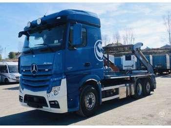 Mercedes-Benz Actros 2551 L Retarder  - camion multibenne