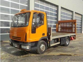 Iveco 75E17 - camion plateau