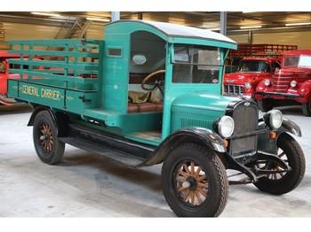 Chevrolet 1927 Capitol 1 ton - camion plateau ridelle