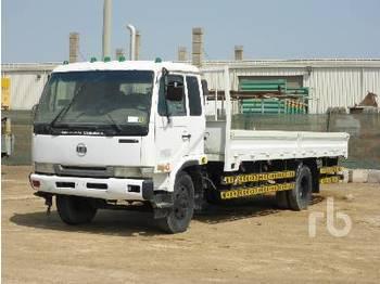 NISSAN MK210 4x2 - camion plateau ridelle