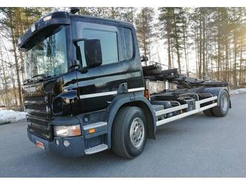 Camion porte-conteneur/ caisse mobile Scania P 270 DB Multilift vl-laite