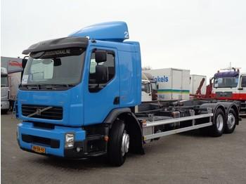 Volvo FE 280 + Euro 5 + PTO - camion porte-conteneur/ caisse mobile