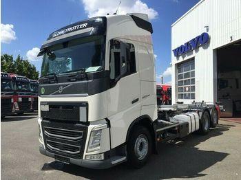Volvo FH460/Globe./6x2 BDF/ACC  - camion porte-conteneur/ caisse mobile
