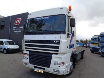Camion porte-voitures DAF 95 XF 380 chassis 4x2 french!!