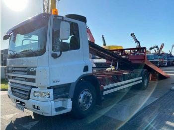 DAF CF 75.310 FA MANUAL EURO 5  - camion porte-voitures