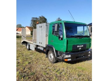 MAN 8185 - camion porte-voitures