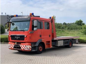 MAN TGL 12.220 - camion porte-voitures