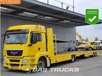 MAN TGS 18.400 4X2 Intarder Bergingswagen / Abschleppwagen Rescue-vehicle - camion porte-voitures