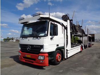 Camion porte-voitures Mercedes-Benz ACTROS 1832