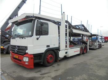 Camion porte-voitures Mercedes-Benz ACTROS 2536