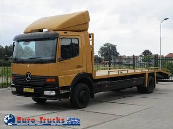 Mercedes Benz ATEGO 1523 steel - camion porte-voitures