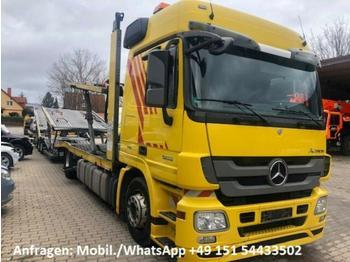 Camion porte-voitures Mercedes-Benz - Actros 2/3 1836L Mersch 6er Zug