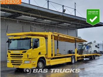 Scania P410 4X2 Retarder Navi Euro 6 - camion porte-voitures