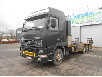 Volvo FH12 420 - 6x2 - châssis 30cm - camion porte-voitures