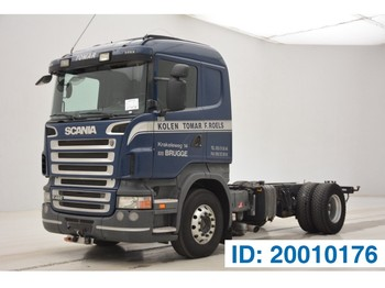 Camion şasiu Scania R480